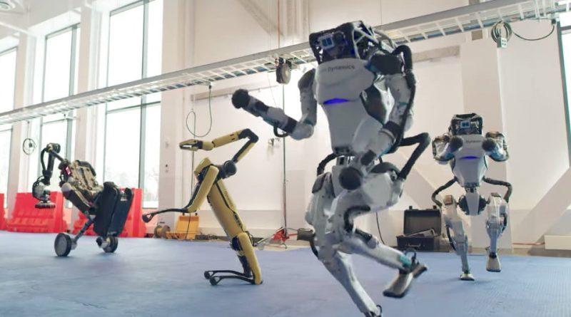 Robot Expert Boston Dynamics Offers Rare Look Inside Workshop | Digital Trends