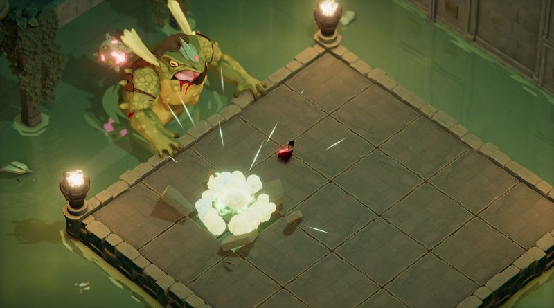 Death's Door is the new boss battler from the makers of Titan Souls