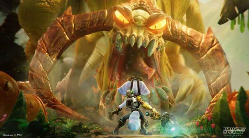 Check out 15 minutes of Ratchet & Clank: Rift Apart gameplay - VG247