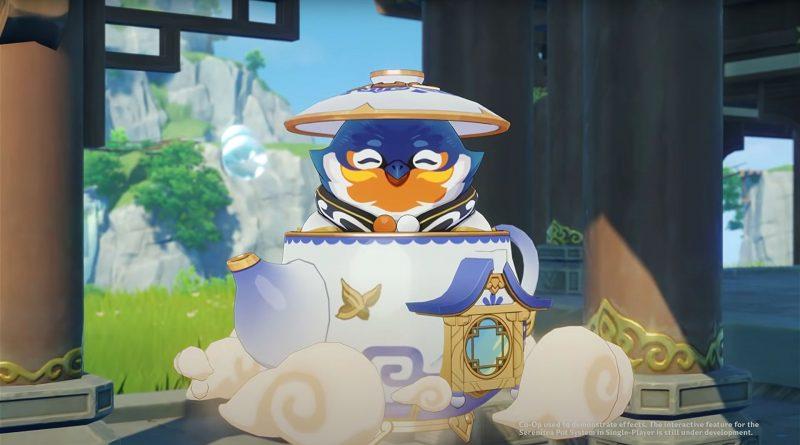Genshin Impact's 1.5 update will add player housing inside magical teapots