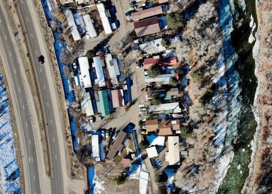 Satellite imagery startup Albedo closes $10M seed round – TechCrunch