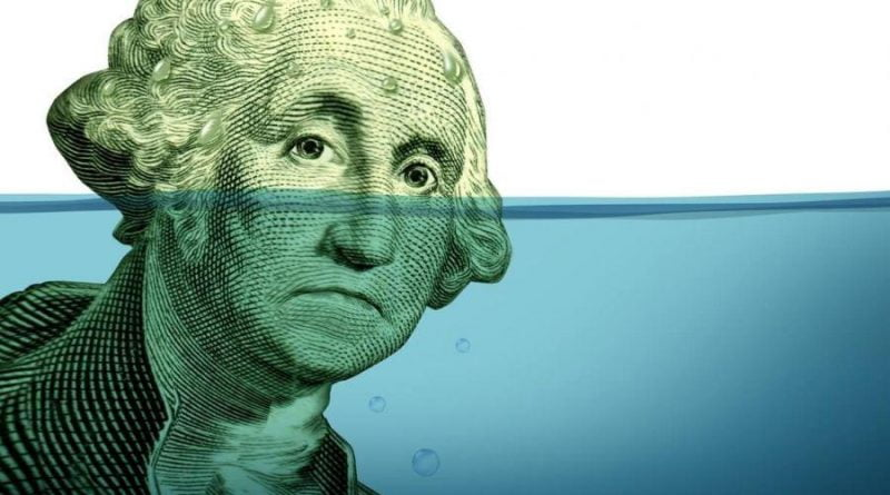 US Dollar Share of Global Foreign Exchange Reserves Drops to 25-Year Low