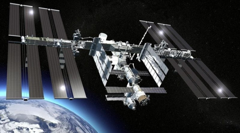 NASA and Axiom Seal Deal to Send First Private Crew to ISS | Digital Trends