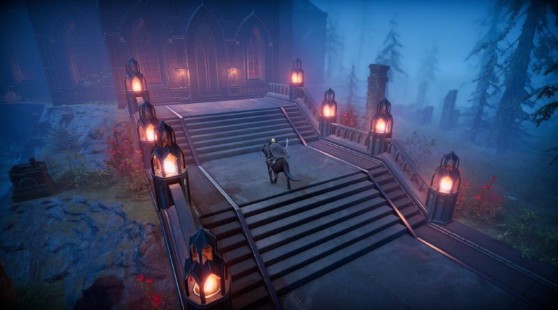 Battlerite dev is back with V Rising, a vampire survival game - VG247