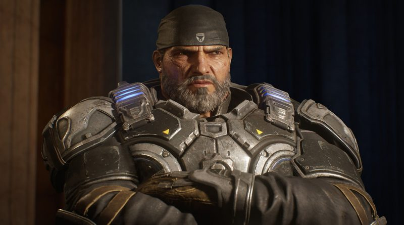 """Gears 5 developers won't be announcing new games """"for some time"""""""
