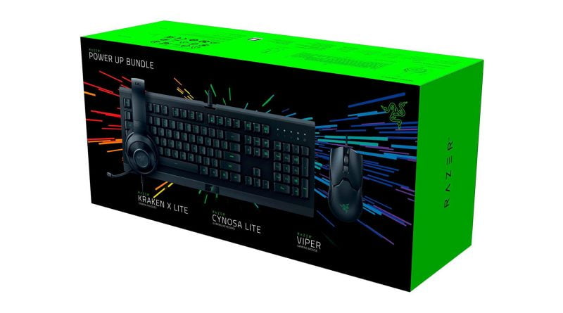Get a complete set of Razer PC peripherals for $69 / £69
