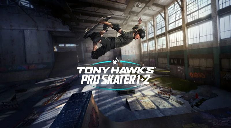 Tony Hawk's Pro Skater 1 + 2 is coming to Switch in June - VG247