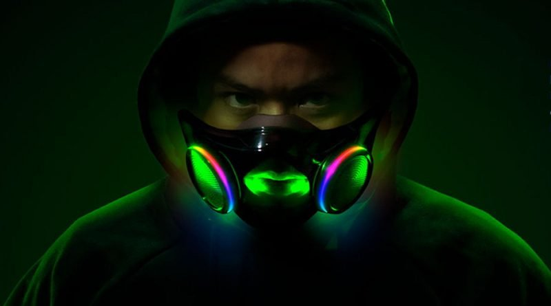 Razer's Project Hazel face mask has evolved with new interior RGBs