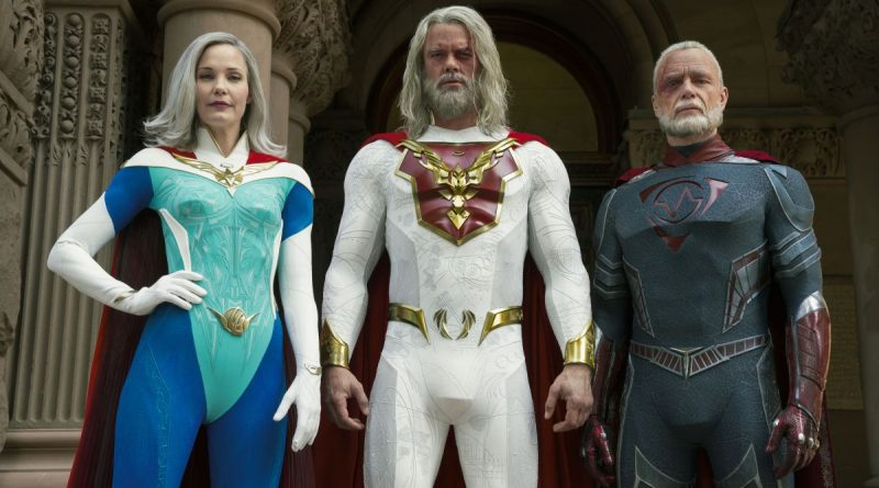 After cancelling Jupiter's Legacy, should Netflix give up on superheroes?