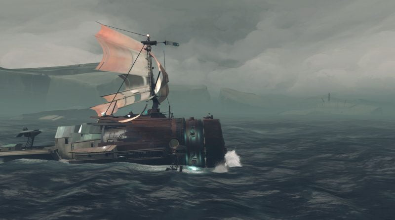 Far: Changing Tides is the next entry set in Okomotive's post-apocalyptic world - VG247