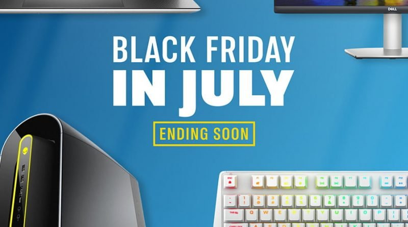 Dell Black Friday in July Sale 2021: Last Chance for Deals | Digital Trends