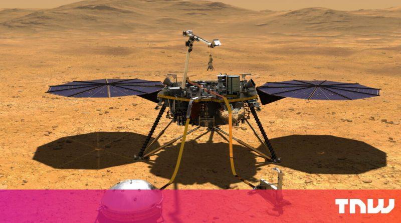 Studies of 'Marsquakes' reveal the red planet's metallic innards