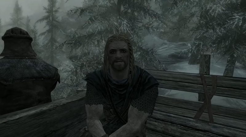 Skyrim's intro was once interrupted by a single, powerful bee