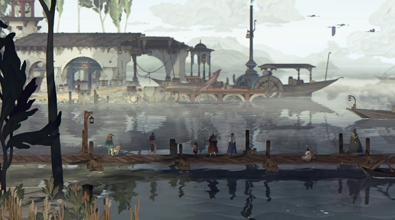 Tiny MMO Book Of Travels has been delayed indefinitely