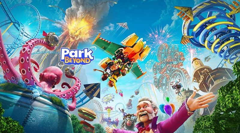Park Beyond is a new theme park game sim where management meets the impossible