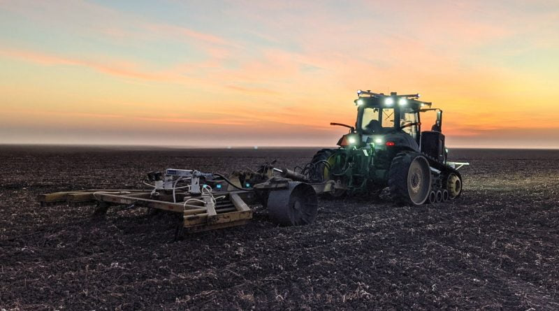 John Deere Doubles Down on Silicon Valley and Robots