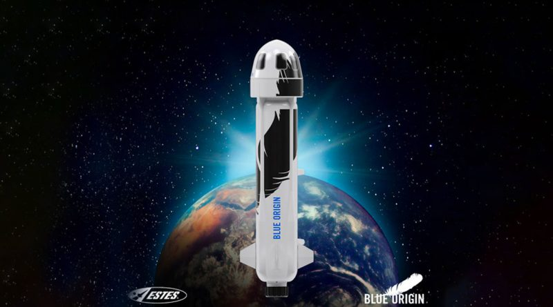 No, the Scale Model of Blue Origin's Rocket Is Not an Operable Dildo