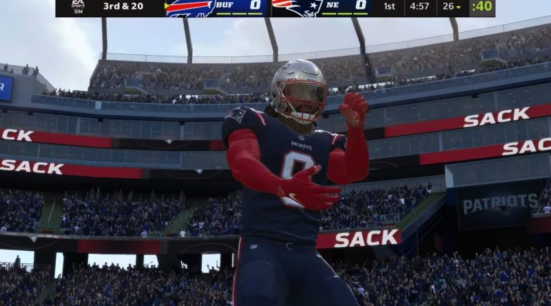 Madden 22: How to Celebrate in the End Zone | Digital Trends