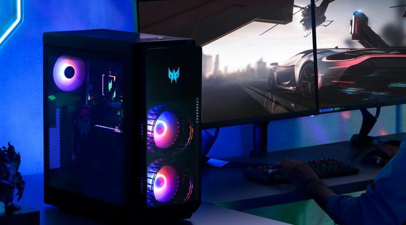 Acer's First Alder Lake Gaming Desktop Looks Crazy Powerful | Digital Trends