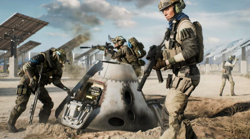 Battlefield 2042's Hazard Zone is a Squad Extraction Mode | Digital Trends