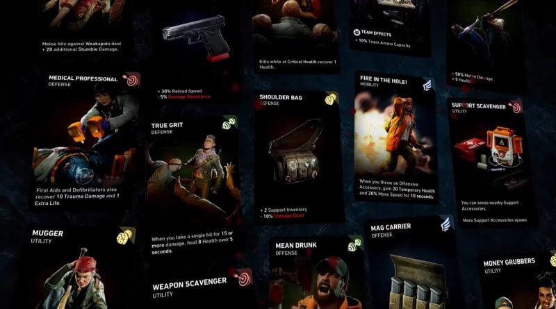 Back 4 Blood's Card System Explained   Digital Trends
