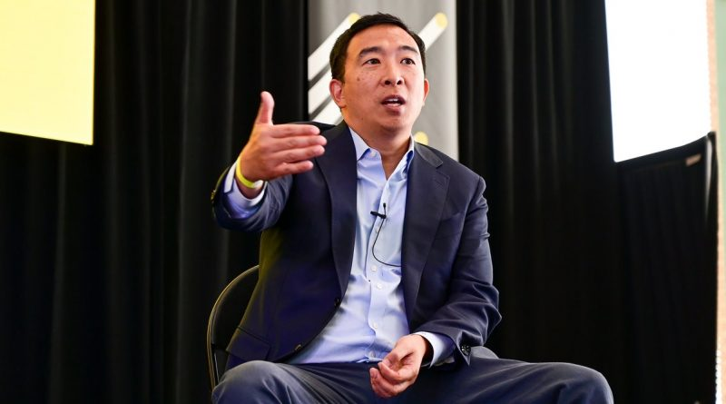 Andrew Yang on Micromobility and the Future of Cities