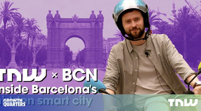 Barcelona's hidden smart city: How tech and history live in harmony