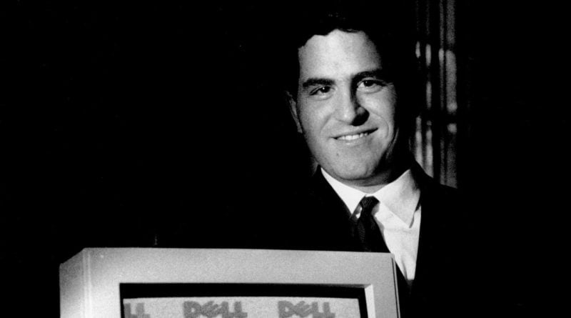 Before Michael Dell built a PC empire, he was a teenage Apple II nerd