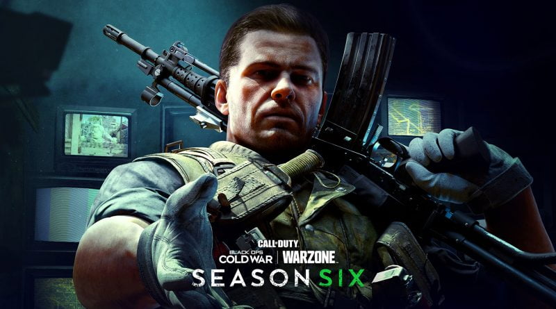 Call of Duty Black Ops Cold War Season 6