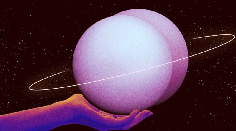 Here's What Uranus Scientists Think About Your Disgusting Jokes