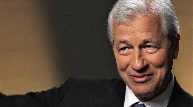 JPMorgan Boss Dimon Takes Another Badly Timed Swing at Bitcoin