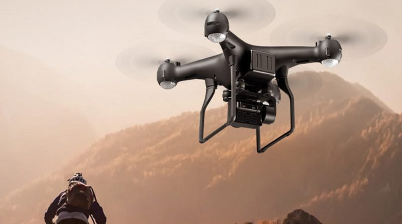 Launch Into The Skies With 75% Off This Easy-To-Use 4K Drone