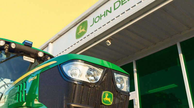 More than 10,000 John Deere workers are on strike